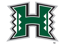 U H Manoa athletics logo