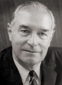 Harlan Cleveland portrait