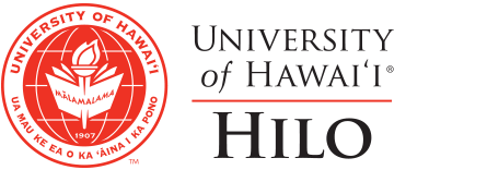 U H Hilo seal and nameplate