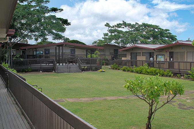 UH West Oahu protables