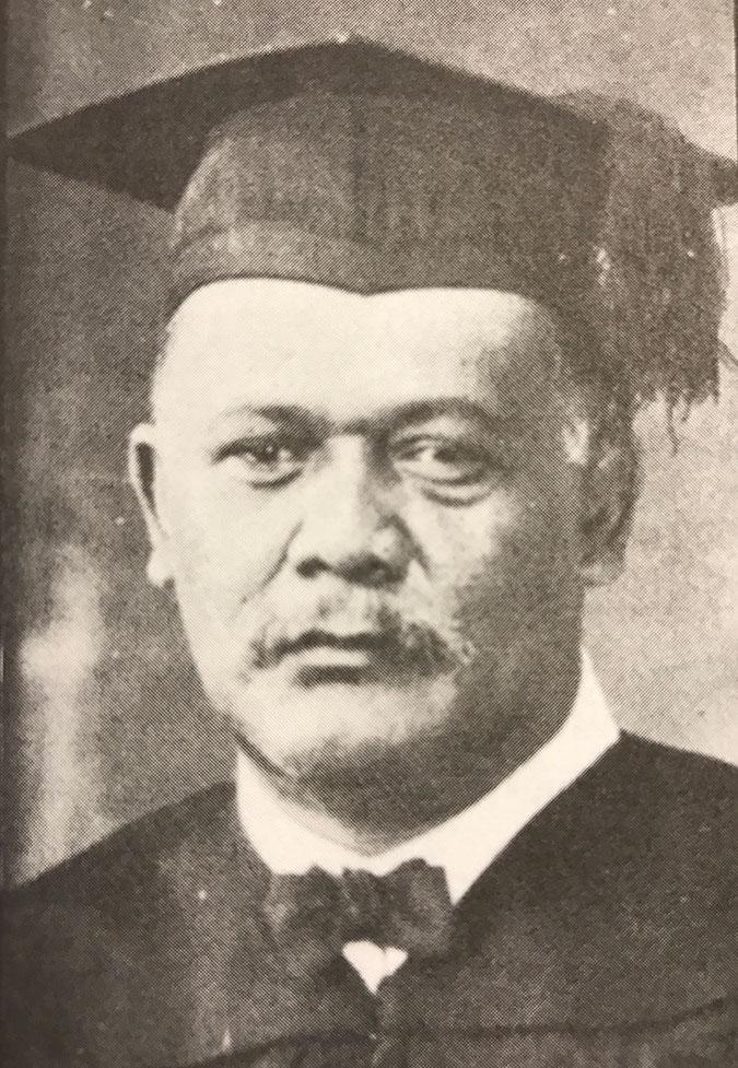 Frederick W. Beckley