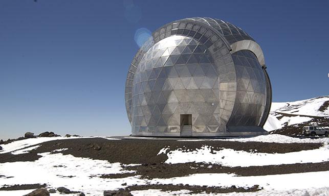 Observatory on Maunakea