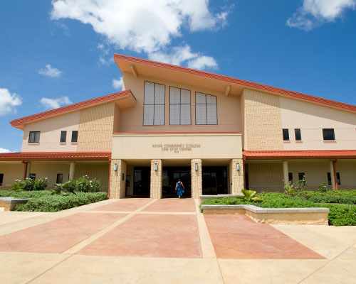 Kauai Community College building