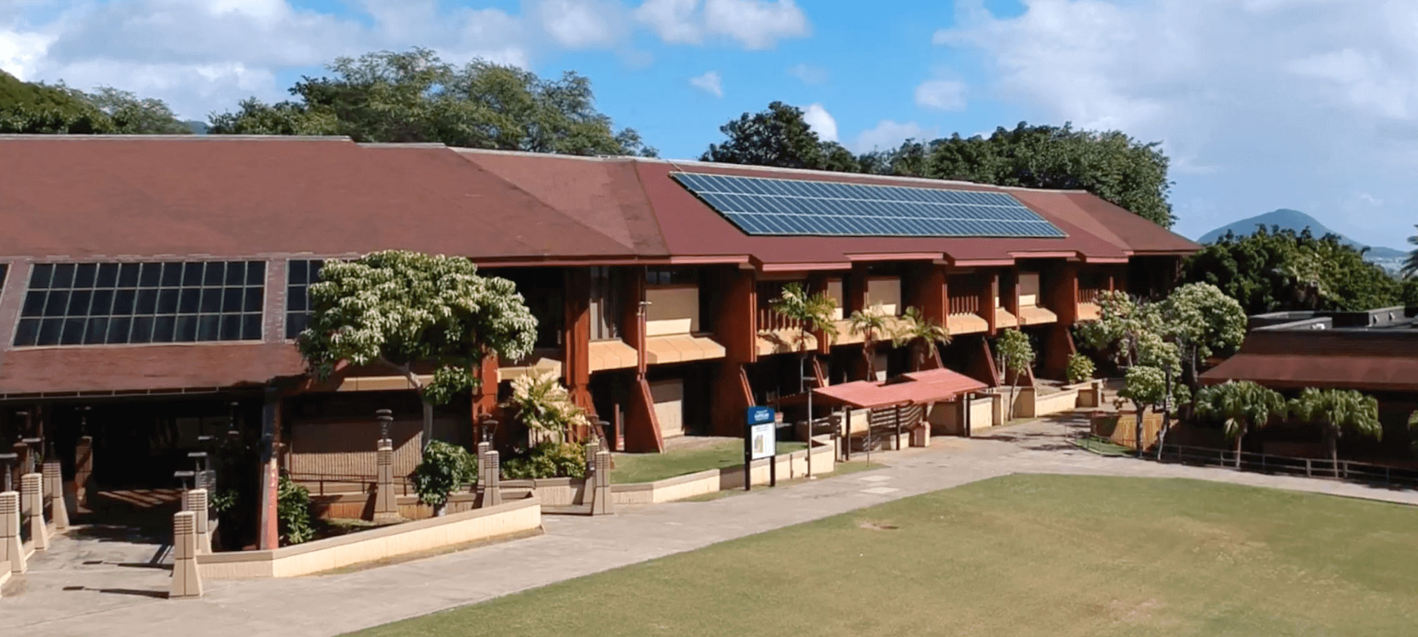 Kapiolani Community College Campus Building