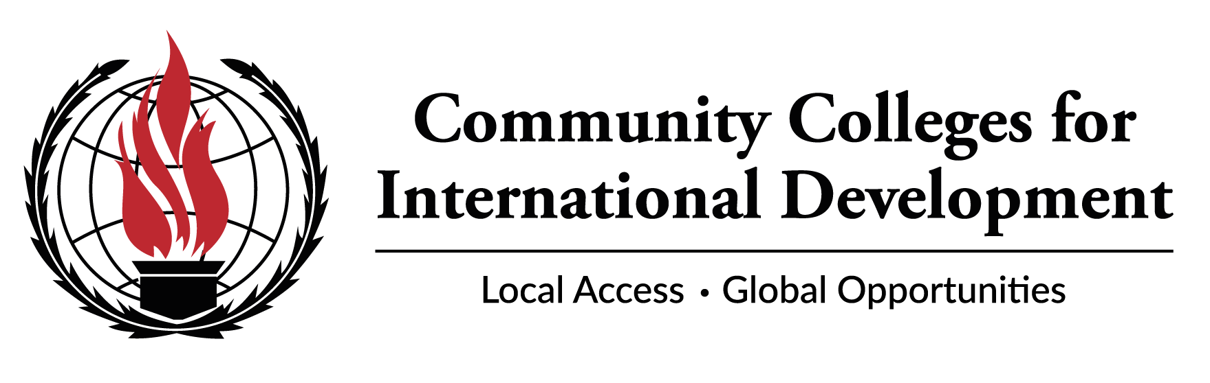Community Colleges for International Development logo