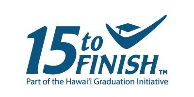 15 to Finish logo