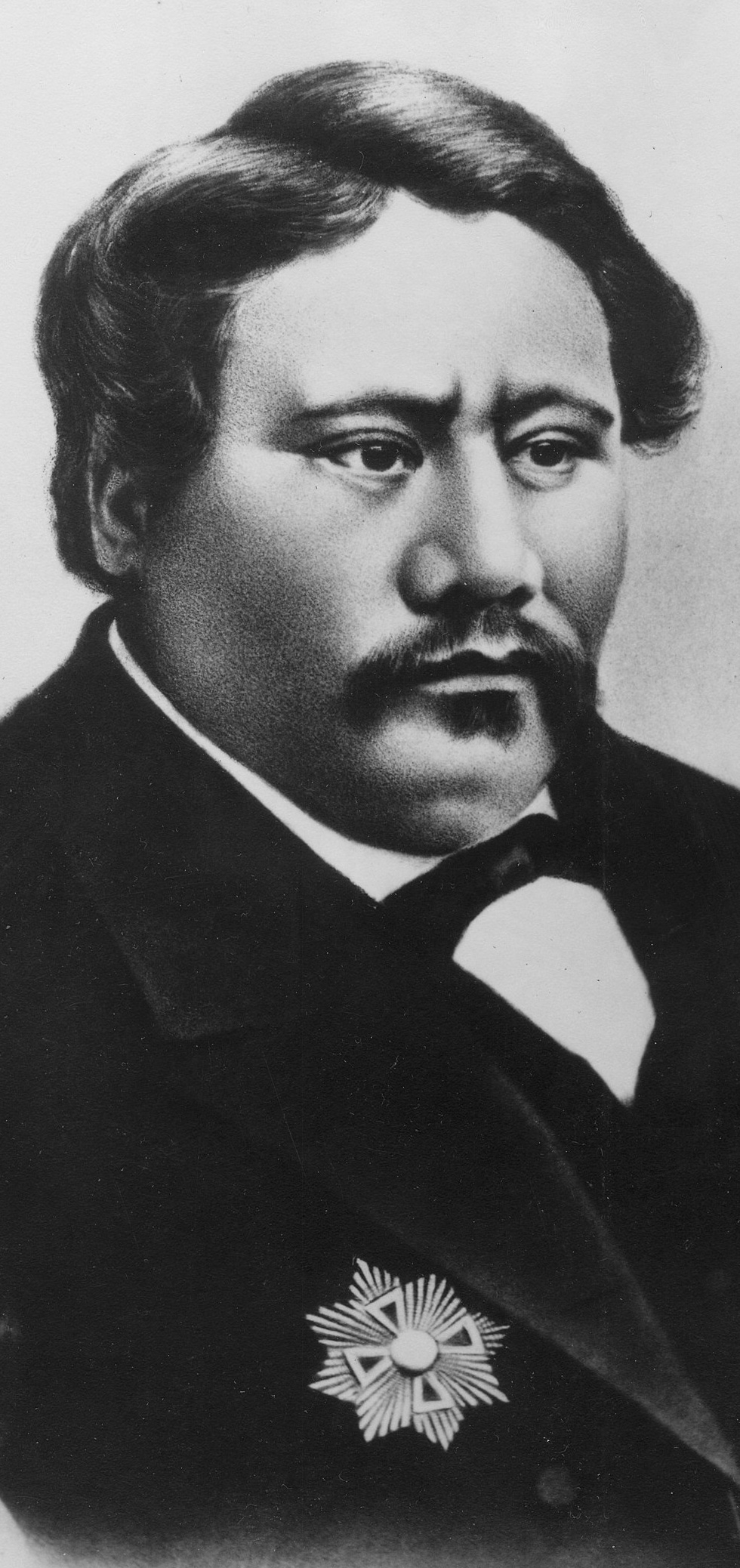 King Kamehameha The Fifth