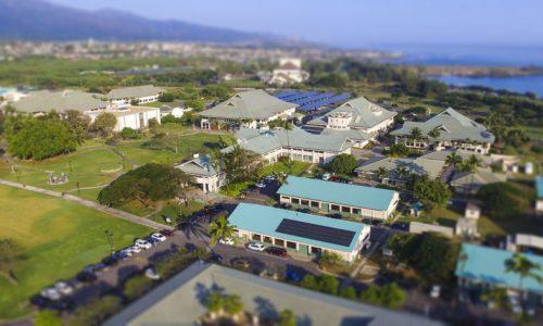 Maui College Campus