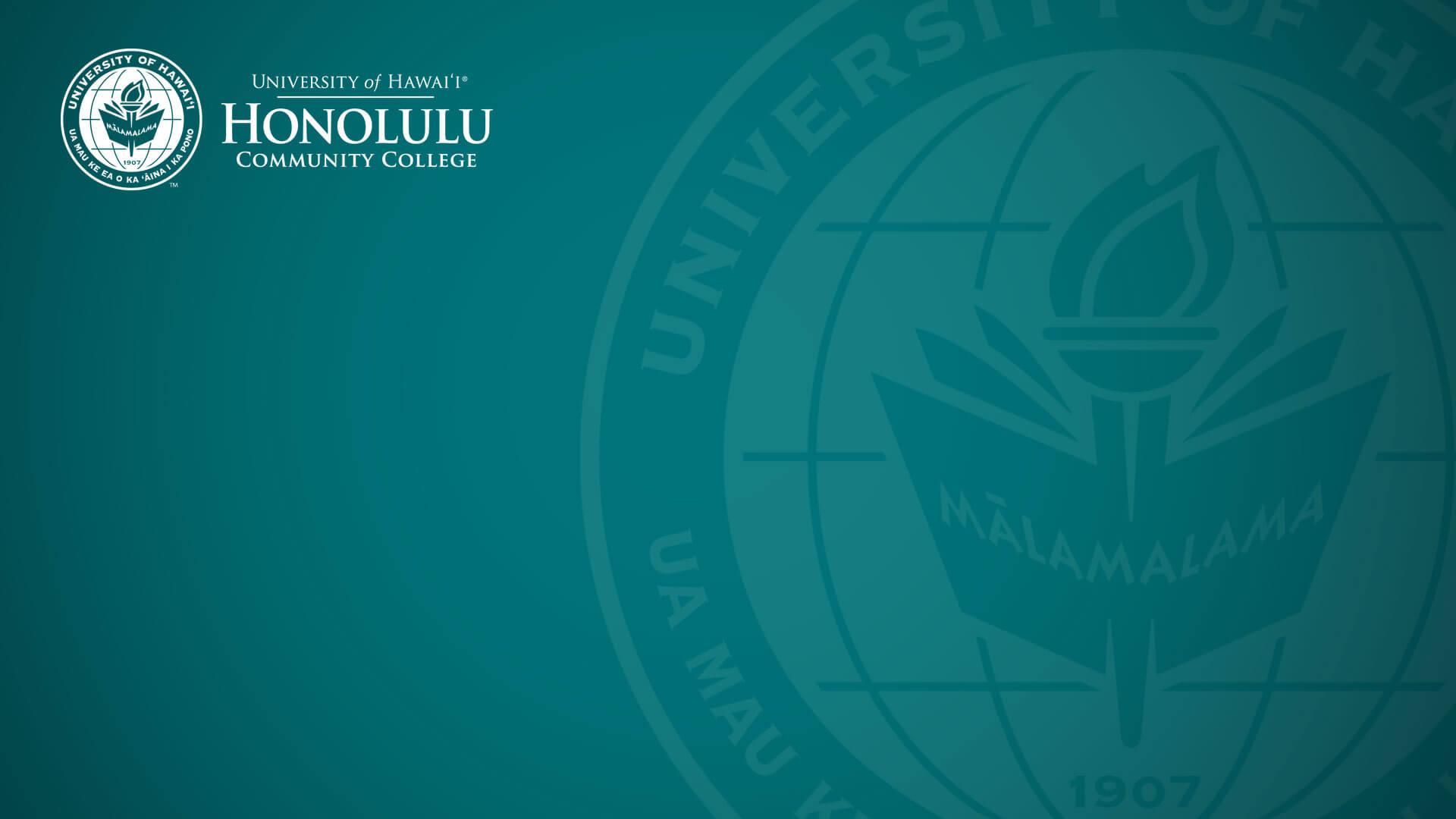 Honolulu C C seal and nameplate