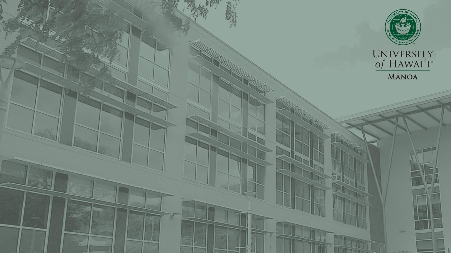 Manoa, Life Sciences Building